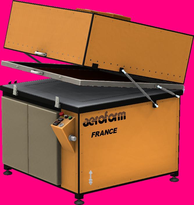 Vacuum presses - HACOTECH GmbH